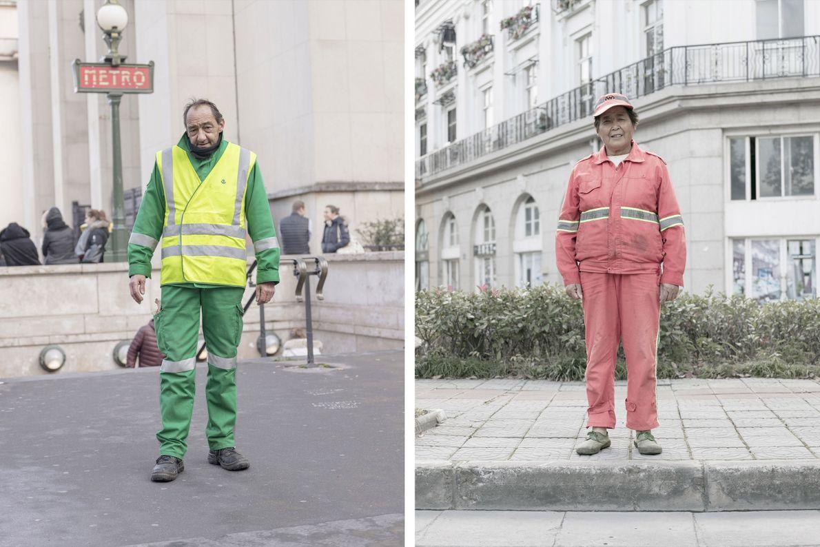 Funcionários municipais