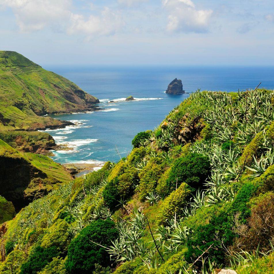 Santa Maria - a Ilha dos Açores que Já Foi Ilha Duas Vezes