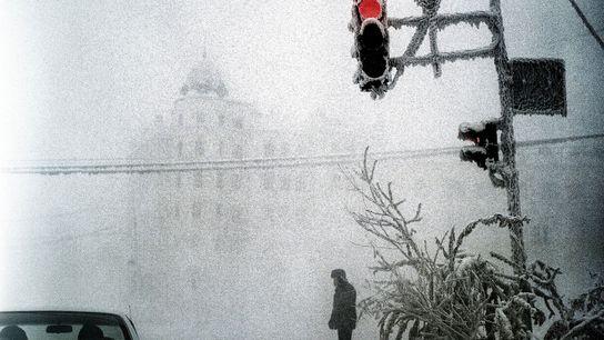 A cidade mais fria do mundo