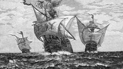 Por que Razão Ainda Não Encontrámos os Navios de Cristóvão Colombo?