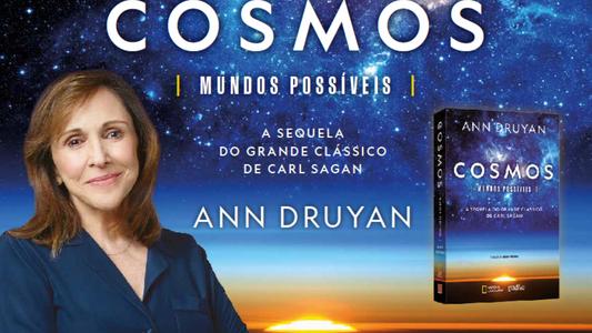 'Cosmos: Mundos Possíveis' Chega às Livrarias Portuguesas