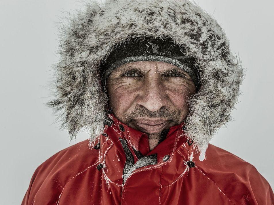 Segundo Explorador Completa a Travessia da Antártida
