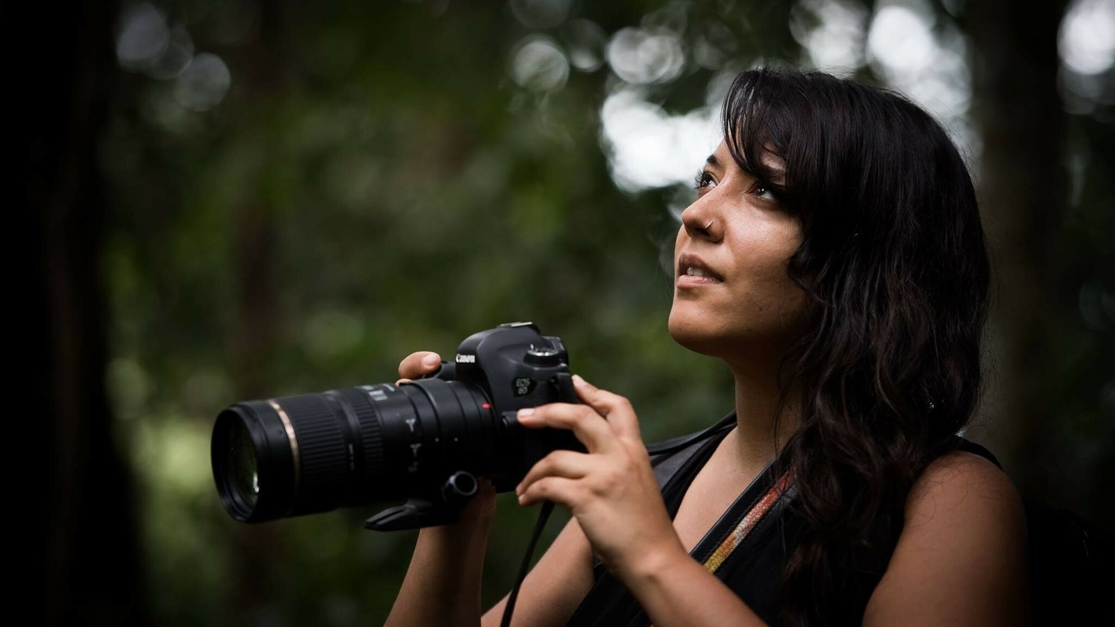 A fotógrafa Danielle da Silva faz um epítome sobre os ensinamentos do mundo natural e da importância da ...