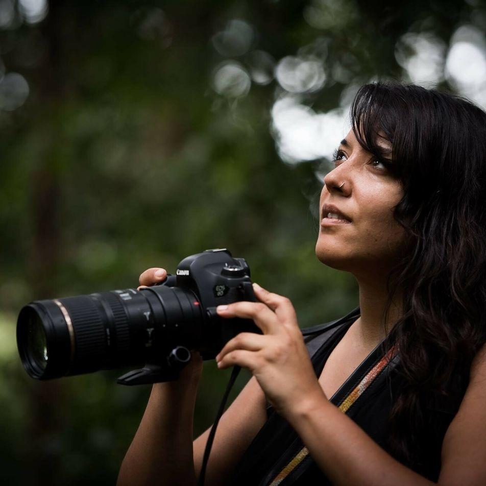 """Danielle da Silva: """"Os nossos antepassados eram muito próximos da terra, e os nossos velhos possuem ..."""
