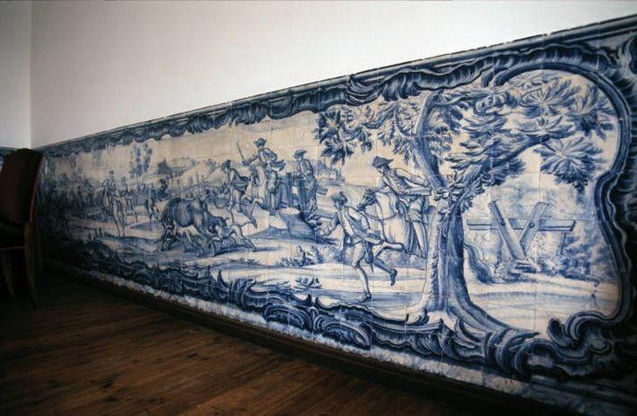Os azulejos portugueses são reconhecidos e apreciados a nível mundial.