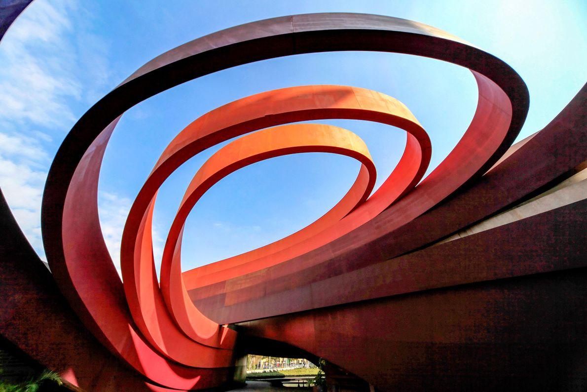 Museu do Design de Holon, em Israel.