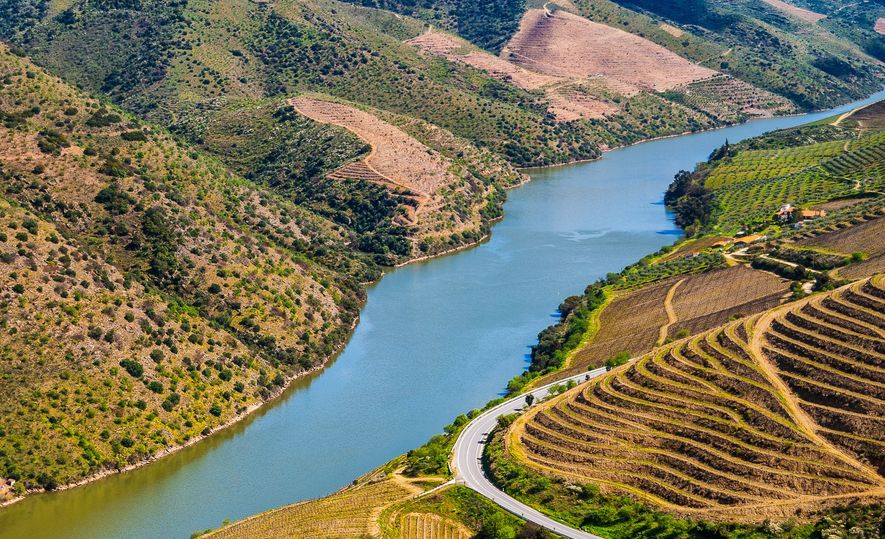 Fotografia do Douro