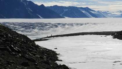 Solos da Antártida parecem não conter vida – uma descoberta inédita