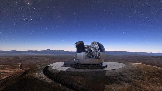Portugal Prepara Instrumento Para o Maior Telescópio do Mundo