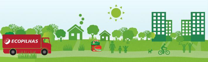 Imagem da app Ecopilhas