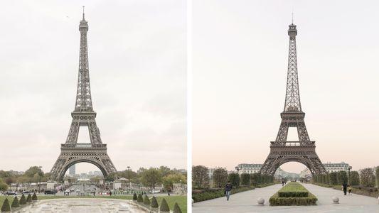 Paris Replicada Numa Cidade Chinesa