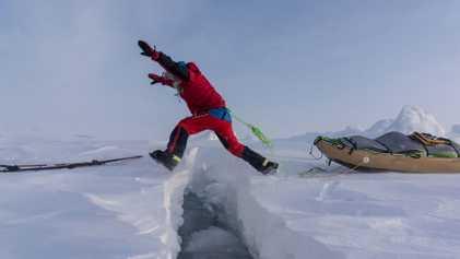 Os Problemas das Expedições ao Polo Norte Atualmente