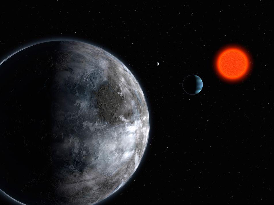 Quantas Outras Terras Existem na Via Láctea?