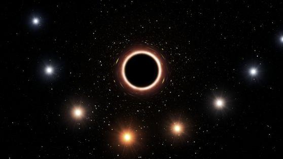 Einstein Tinha Razão: Estrelas Descobertas a Dançar à Volta de Um Buraco Negro