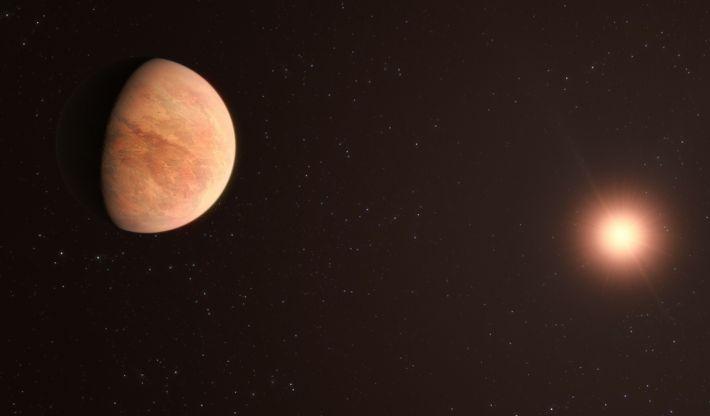 Exoplaneta L98-59b