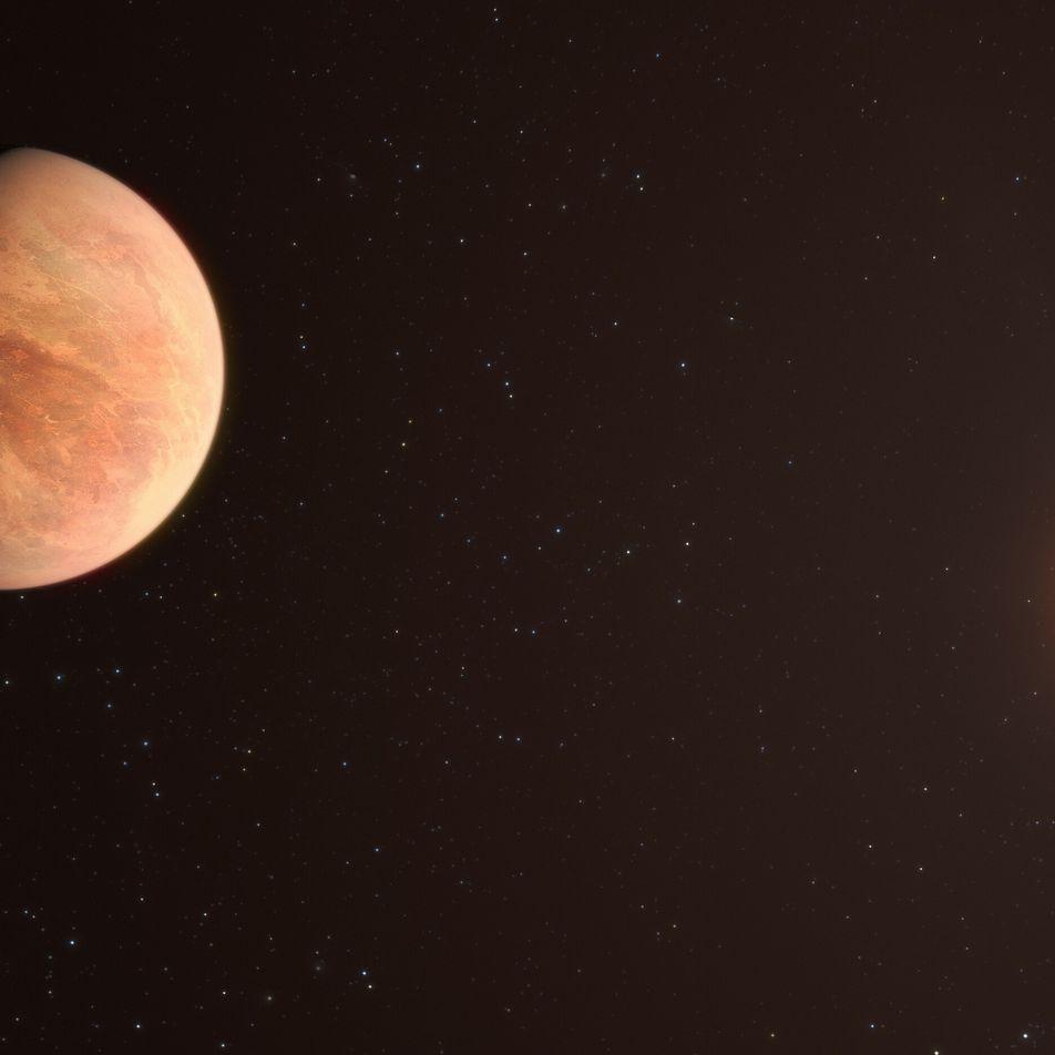 Descobertos três planetas extrassolares que podem conter água