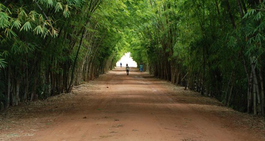 Estrada do Chitato, Angola