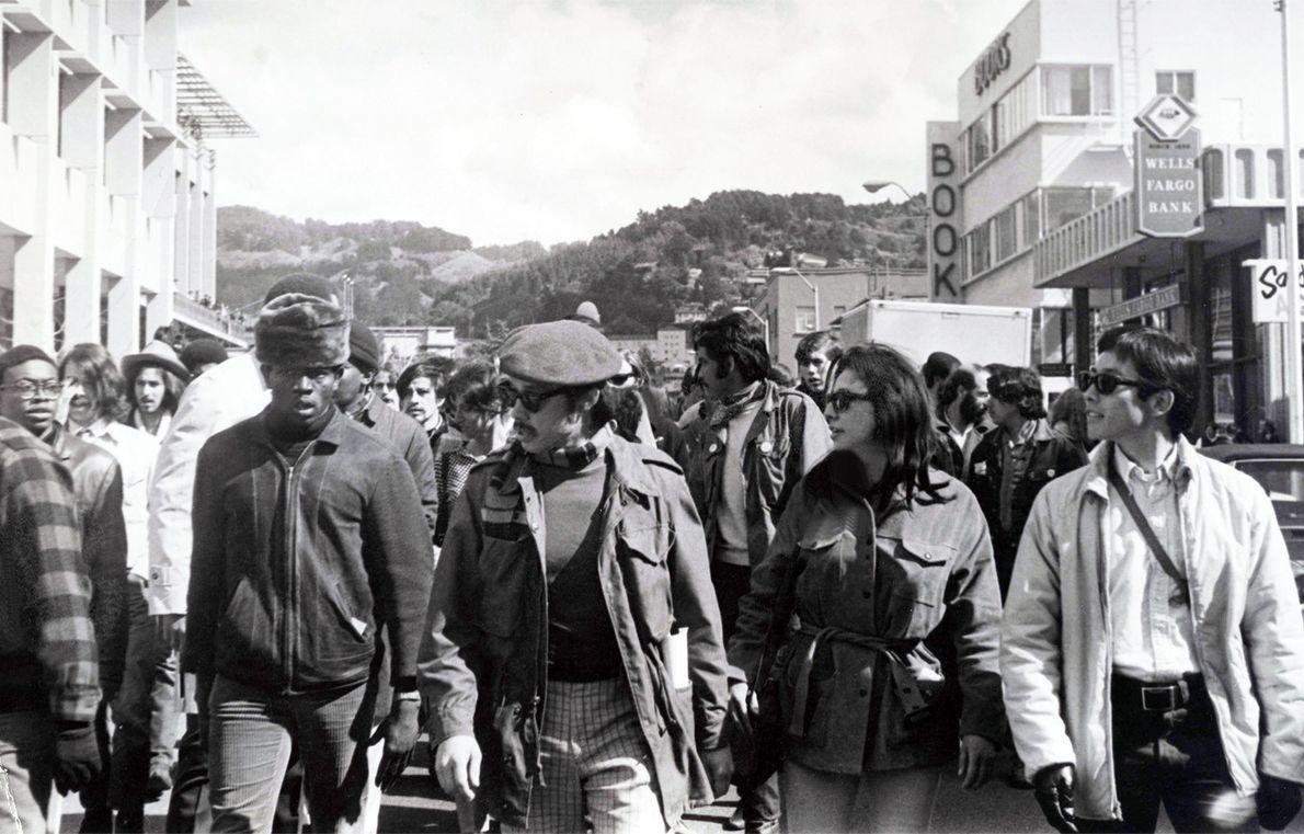FRENTE DE LIBERTAÇÃO DO TERCEIRO MUNDO, 1968