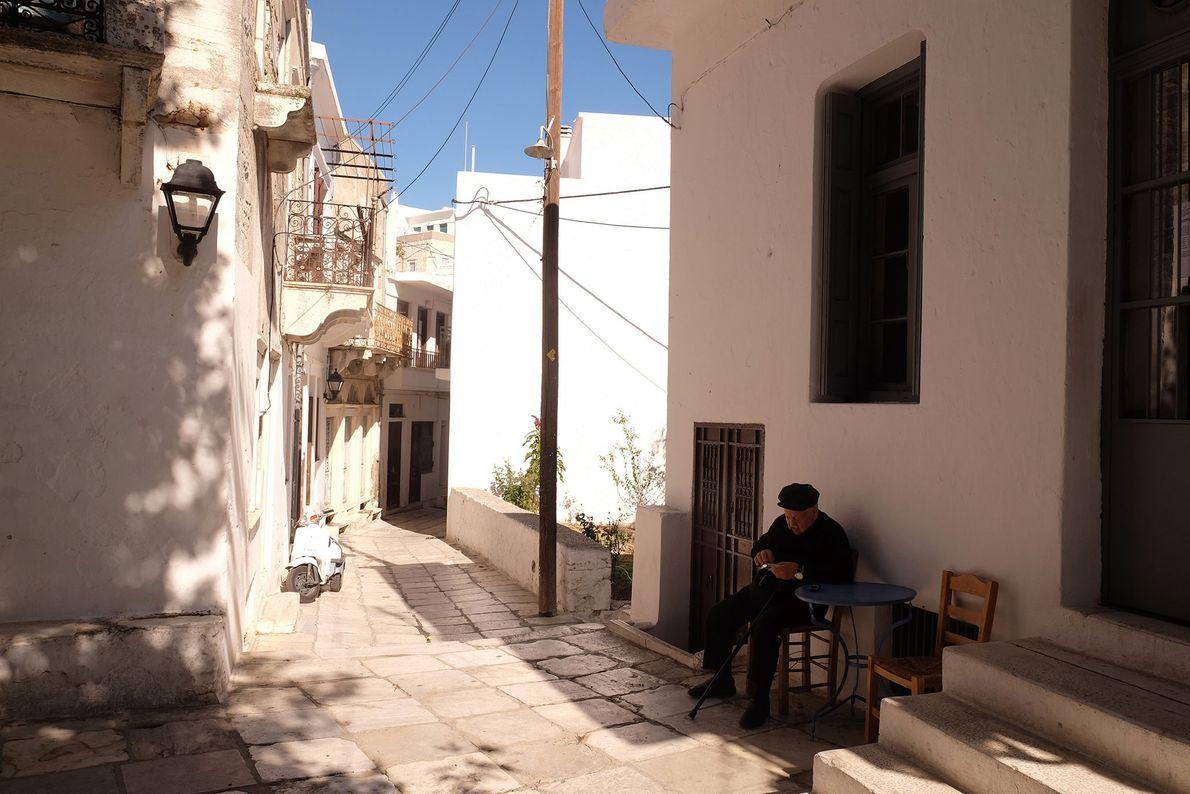 Apeiranthos, Greece