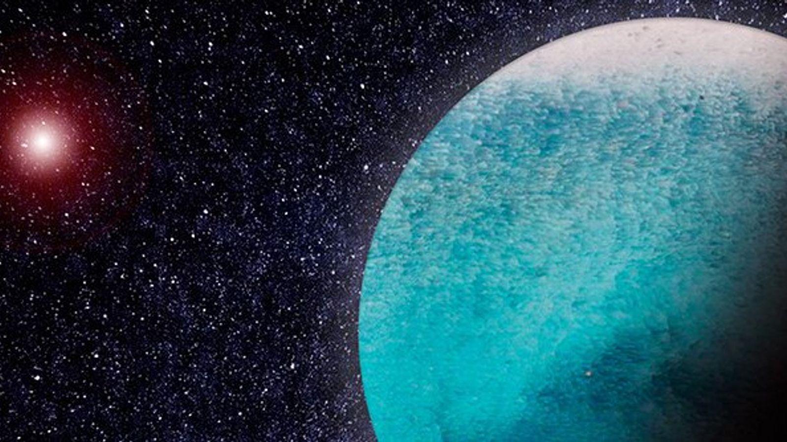 exoplaneta b