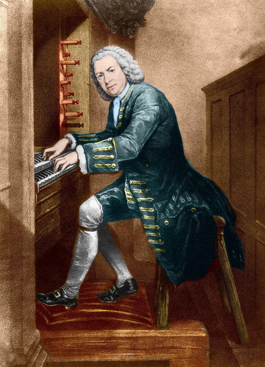 """Entre os fãs do compositor do barroco Johann Sebastian Bach estava o cientista Albert Einstein, que terá dito, """"ouçam, toquem, amem, venerem – e calem a boca."""""""