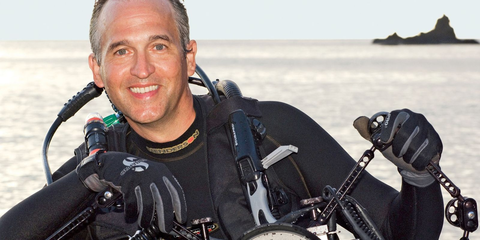 Brian Skerry, 'Debaixo de Água' Há 30 Anos
