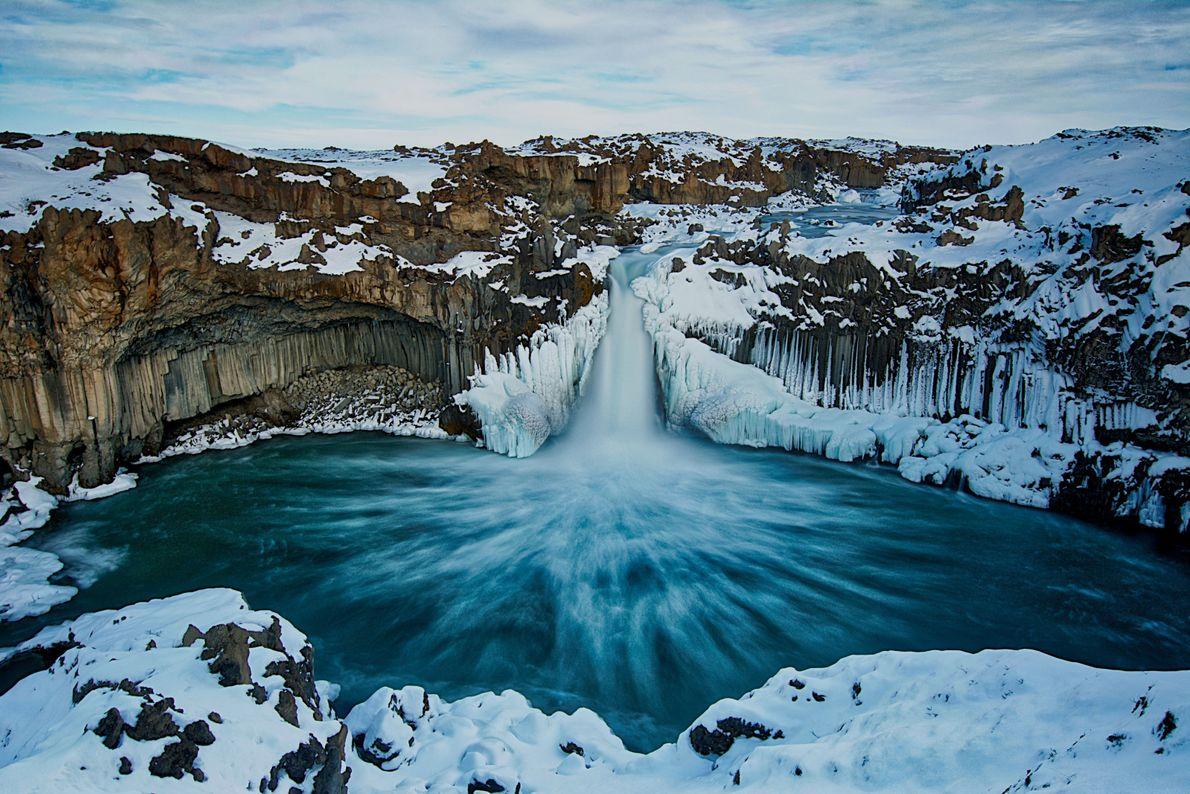 Cascatas Congeladas