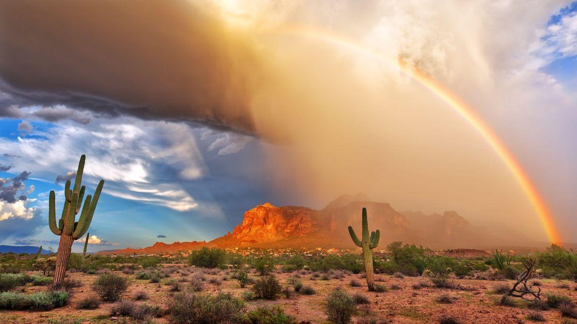 Tempestades e Superstições