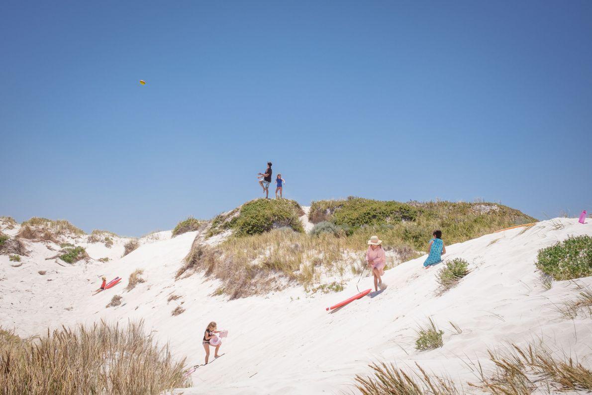 Vida Na Praia