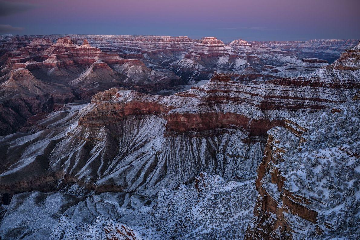 Tranquilidade no Canyon
