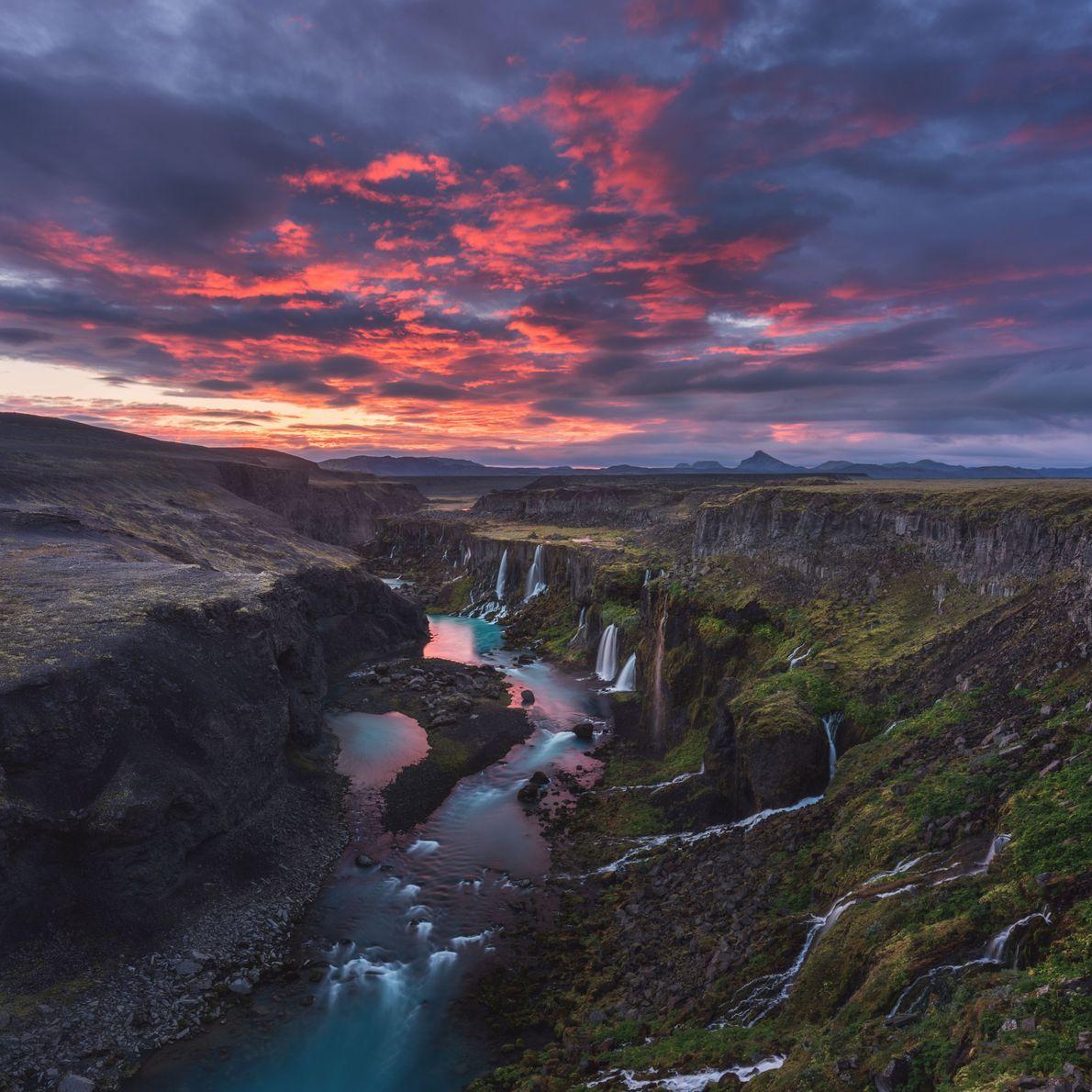 Oásis Islandês