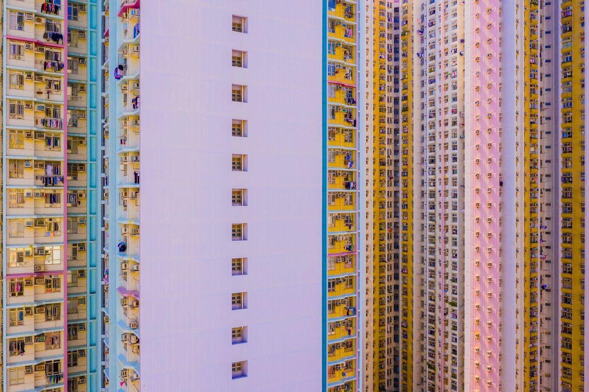 Habitações Coloridas
