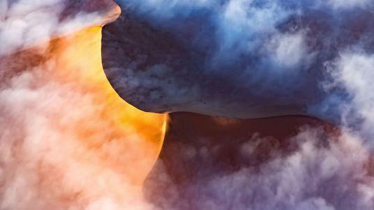 Nevoeiro do Deserto