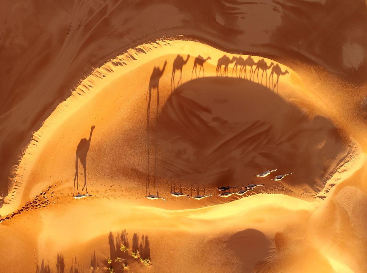 Travessia de Camelos