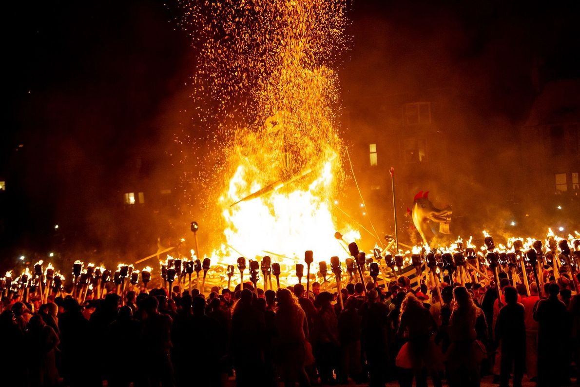 Festival de Fogo