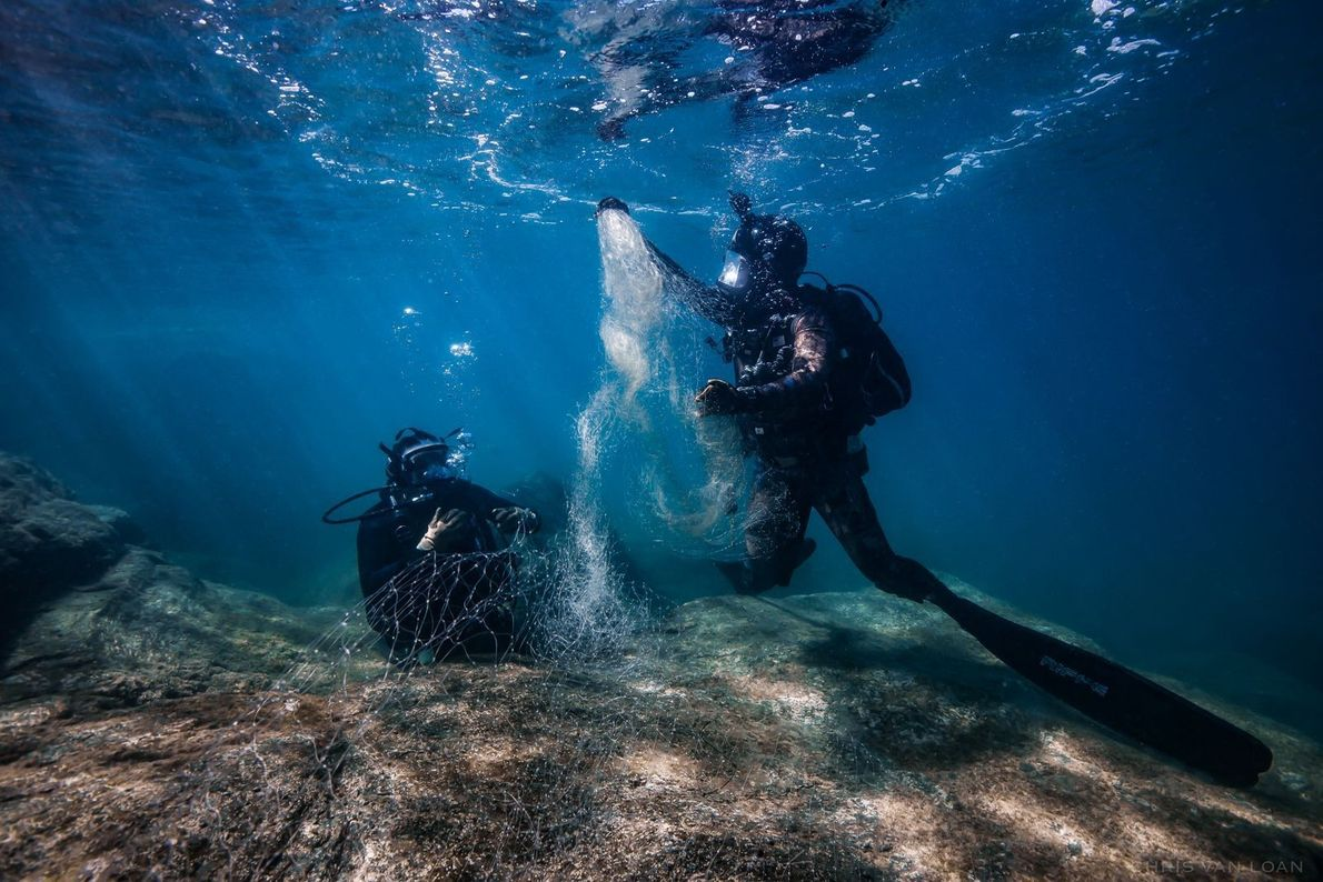 Mergulho Perigoso