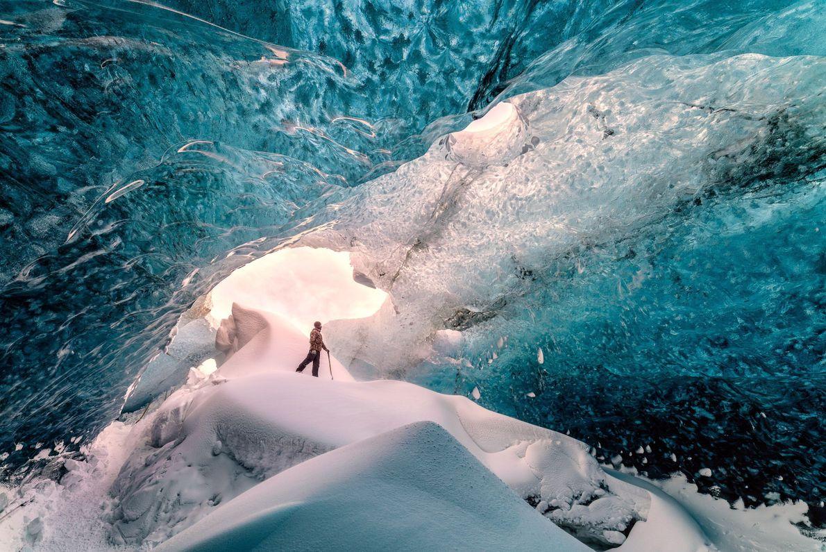 Gruta de Gelo