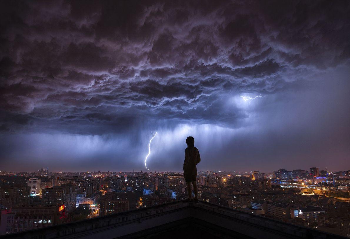 No Meio da Tempestade