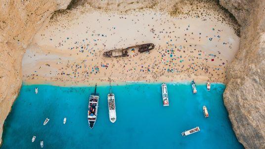 Praia de Shipwreck