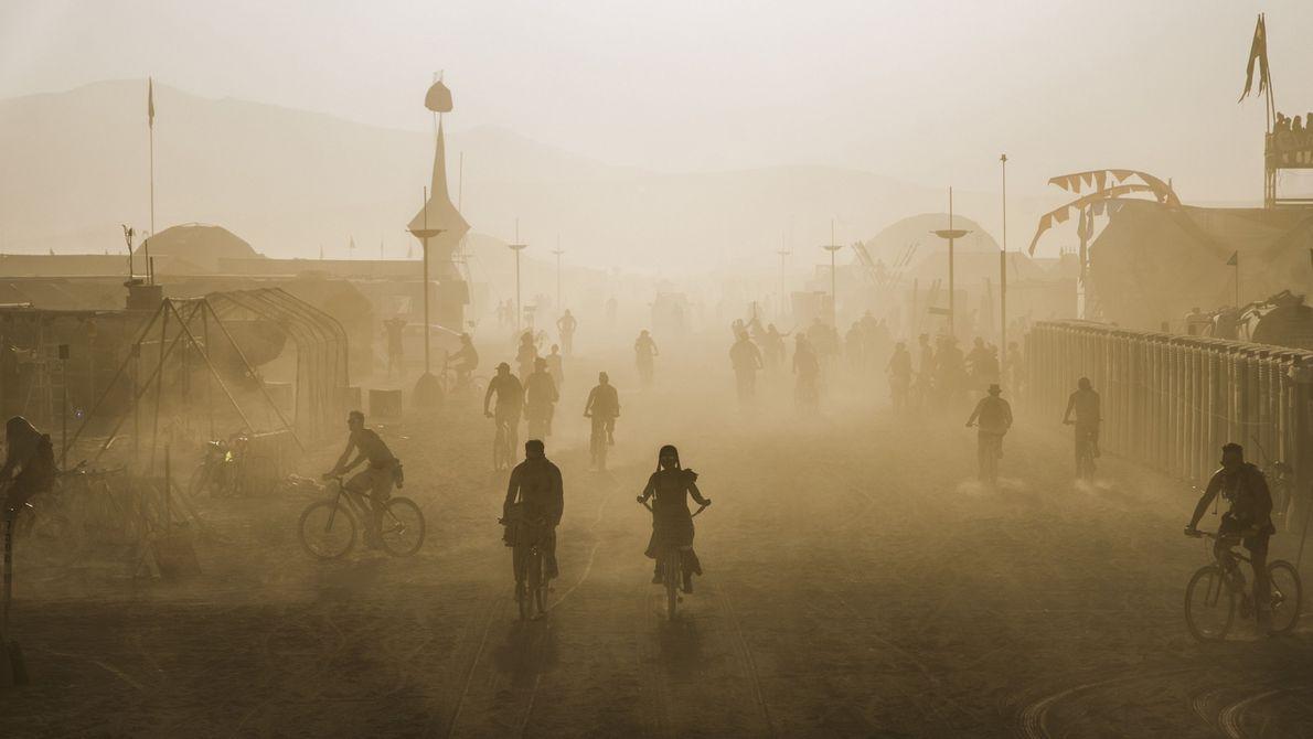 Cidade de poeira