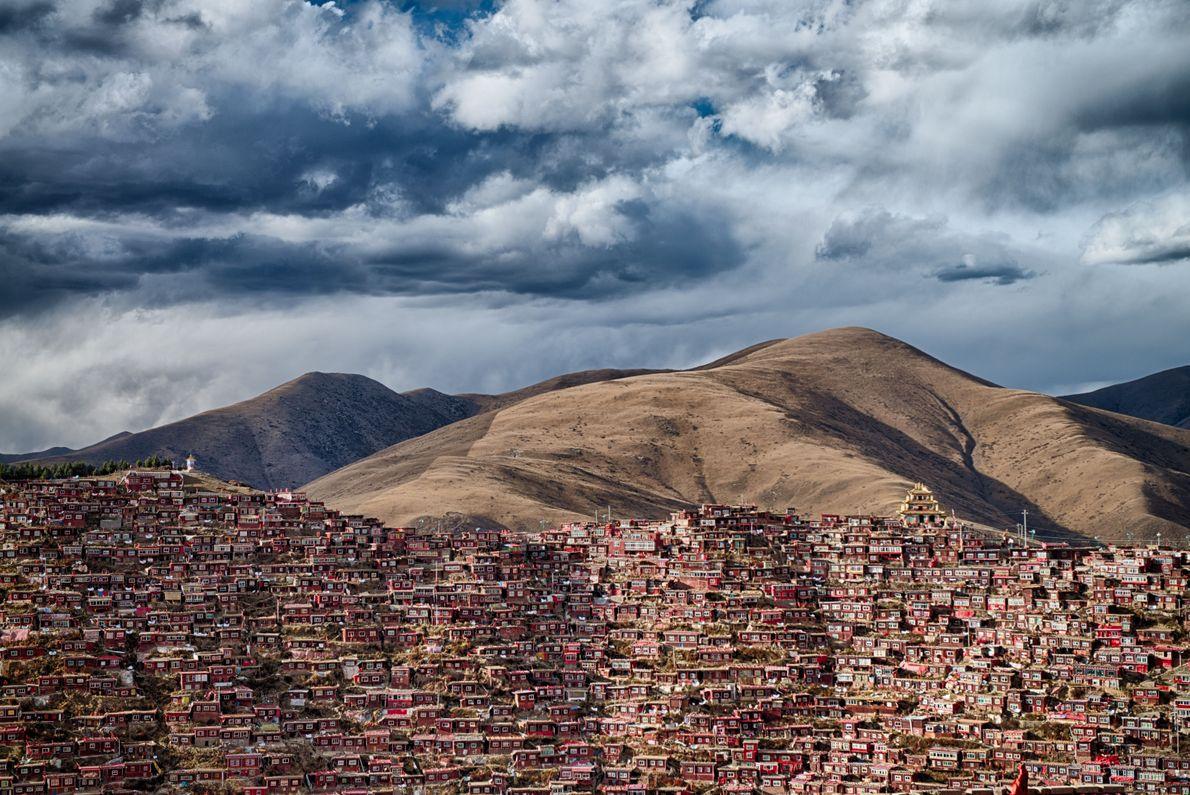 Casas na Encosta