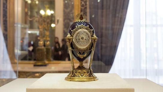O Ovo Cuco (Fabergé)
