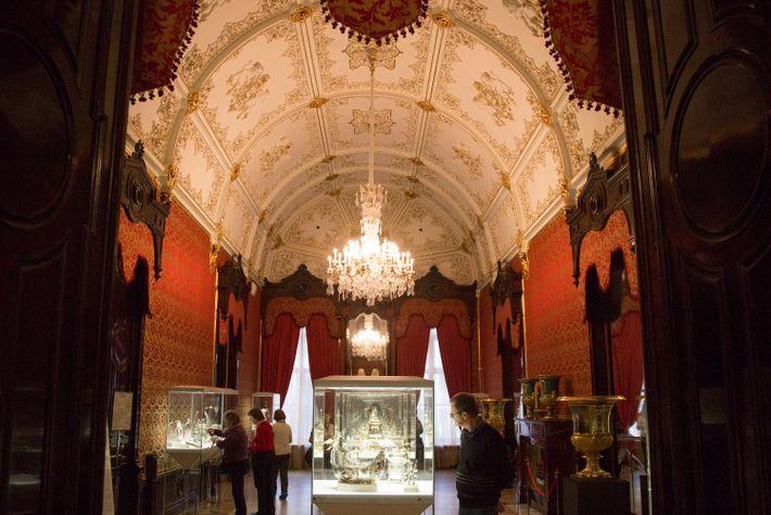Museu Fabergé