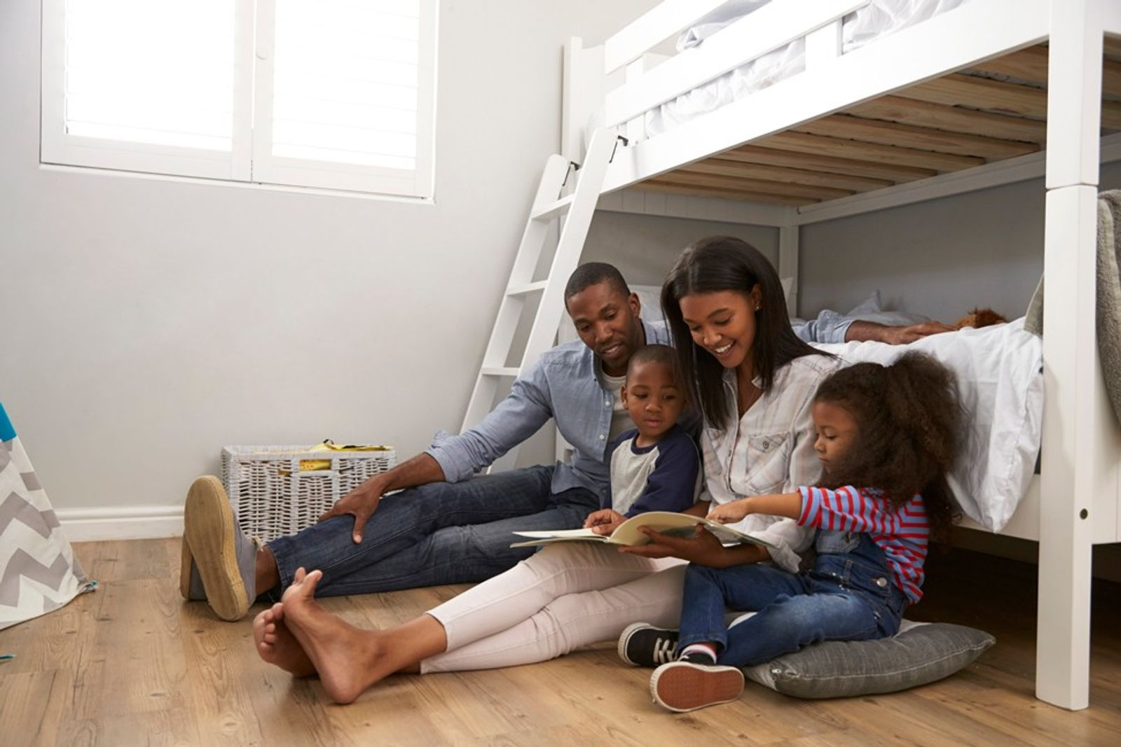 Começar um Clube de Leitura em Família