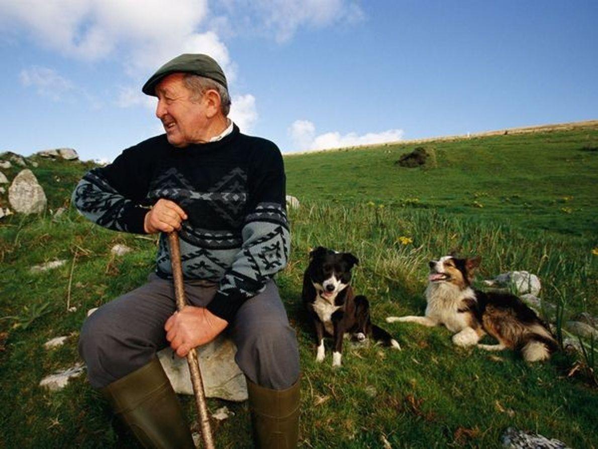 Agricultor Irlandês