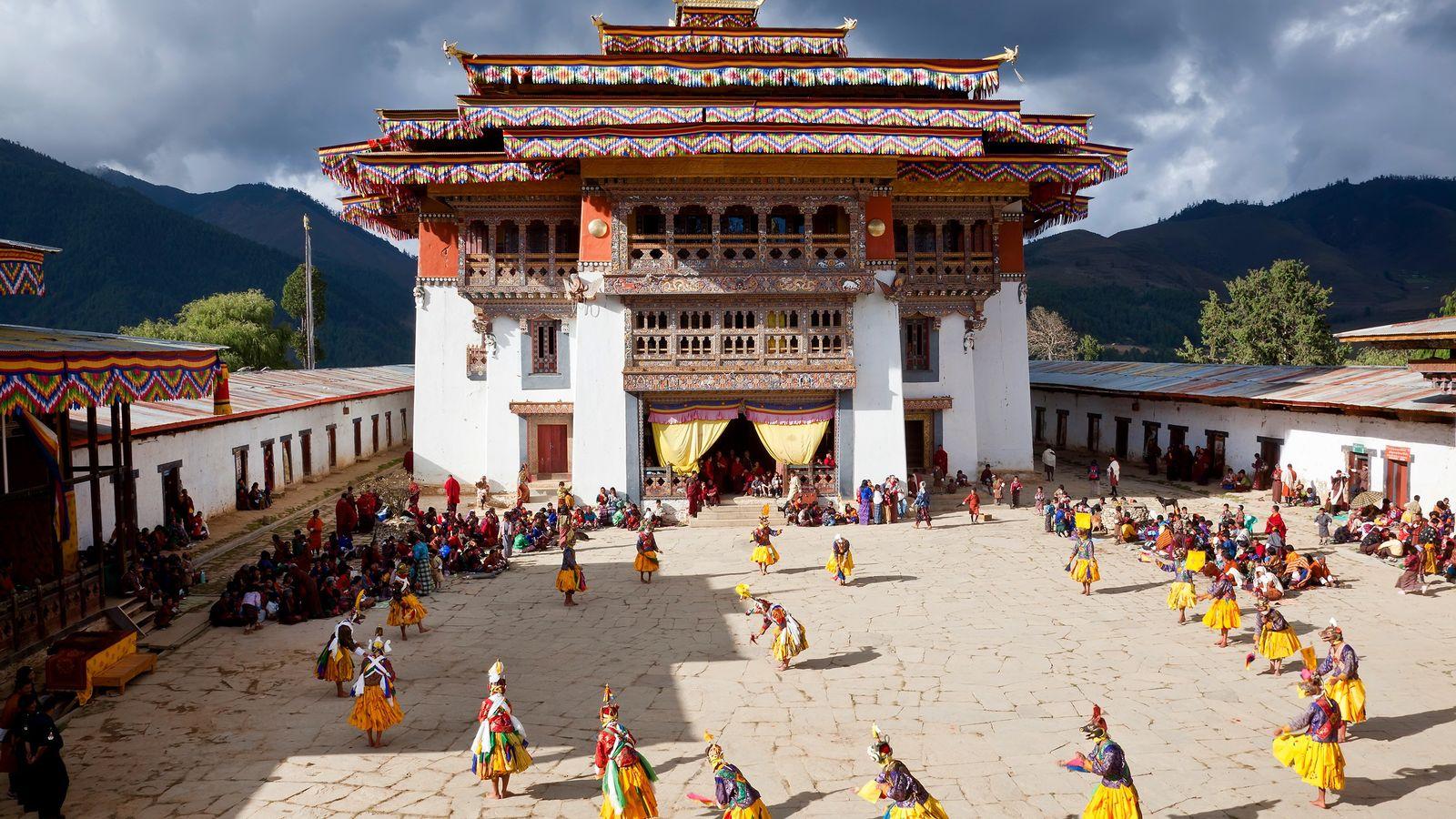 Mosteiro de Gangteng