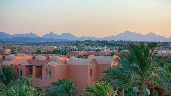 Montanhas de Hurghada