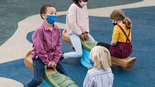 Como a pandemia está a alterar as amizades entre as crianças