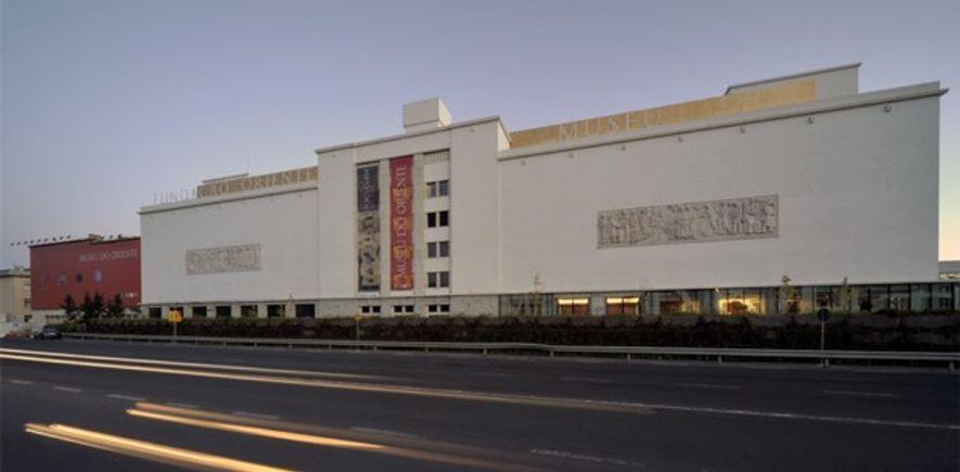 Museu do Oriente, em Lisboa