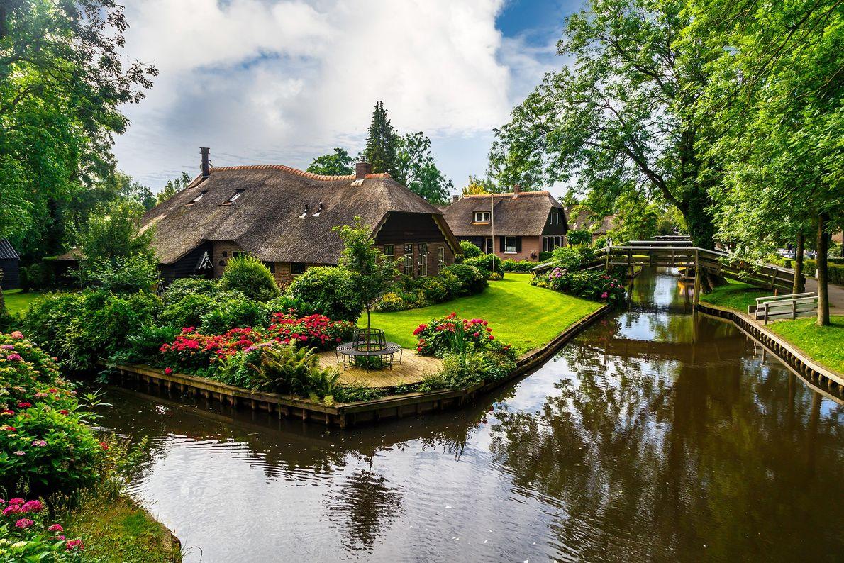 GEITHOORN, HOLANDA